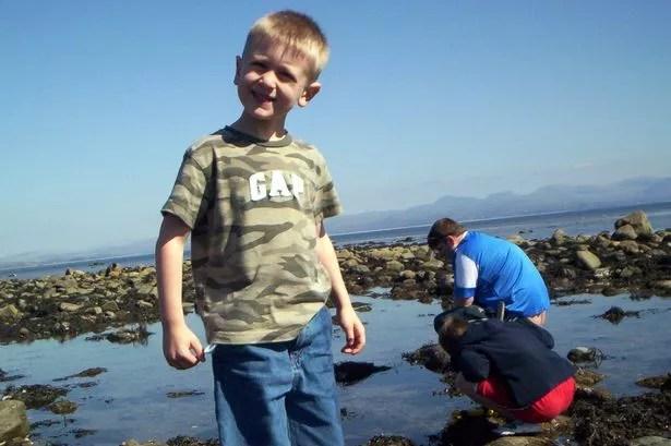 Josh Moore age 5