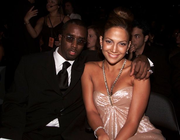 Jennifer Lopez and P Diddy