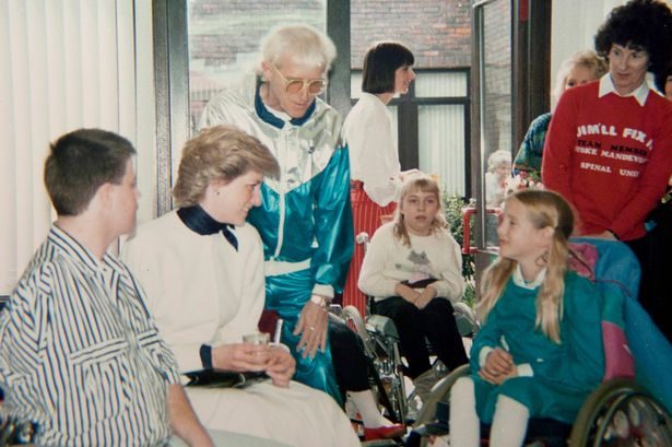 Image result for jimmy savile and diana
