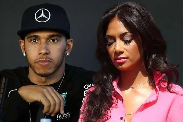 Lewis Hamilton and Nicole Scherzinger have split