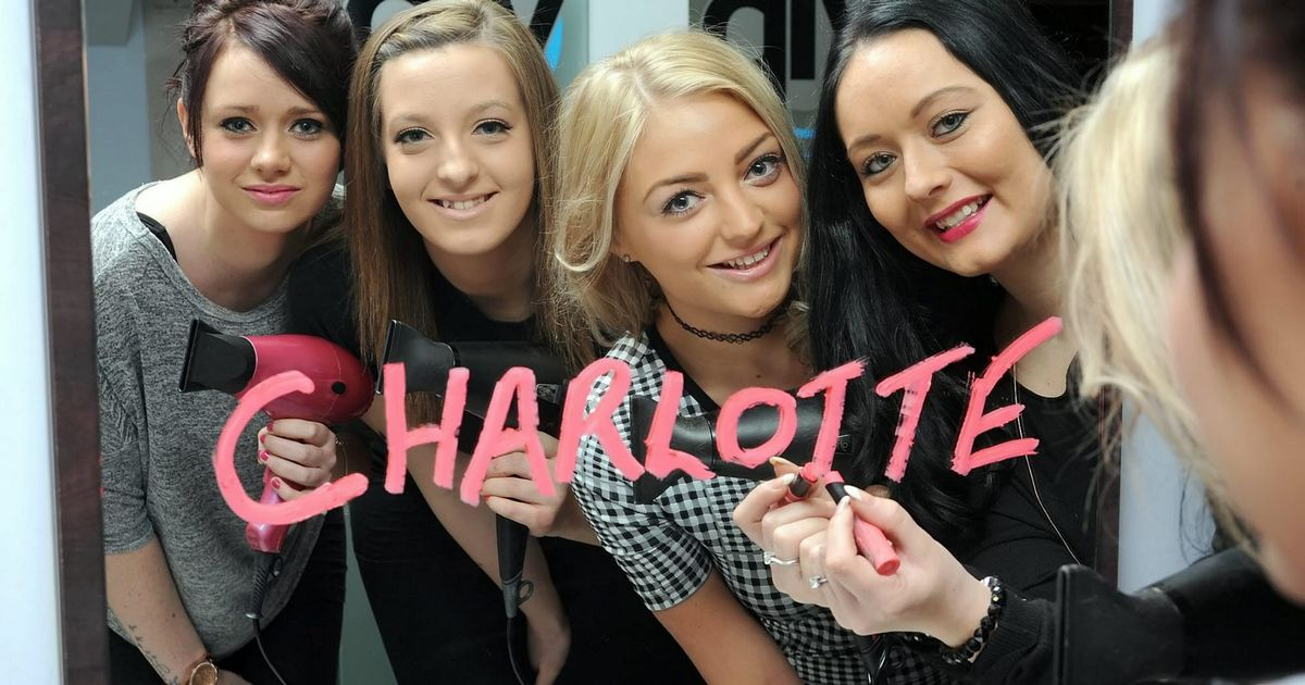 Charlies Angels Theres a whole Lottie hairdressers called Charlotte in this salon  Mirror Online