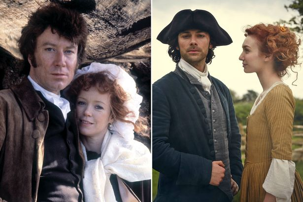 Image result for poldark bbc original series