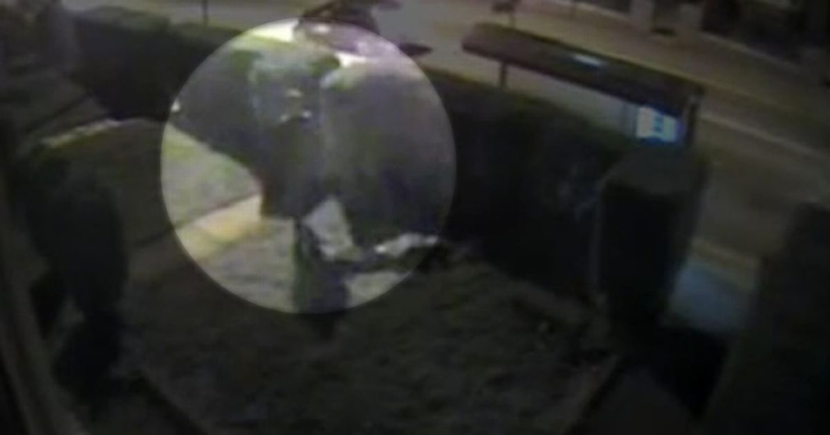 Leeds bus stop rape Harrowing CCTV footage released