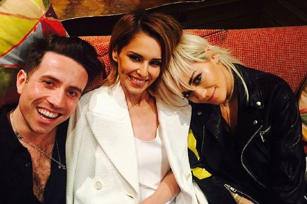 Nick Grimshaw, Cheryl Fernandez-Versini and Rita Ora, X Factor Judges