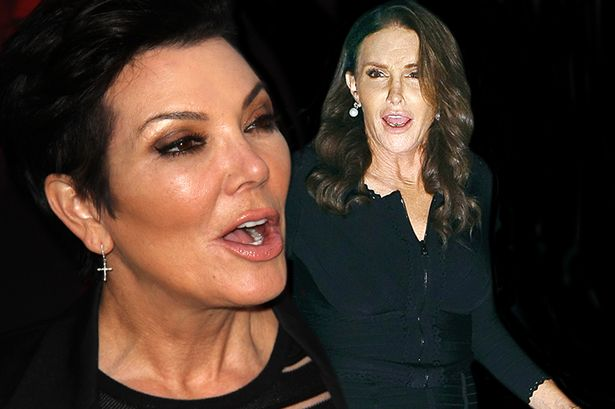 Kris and Caitlyn Jenner