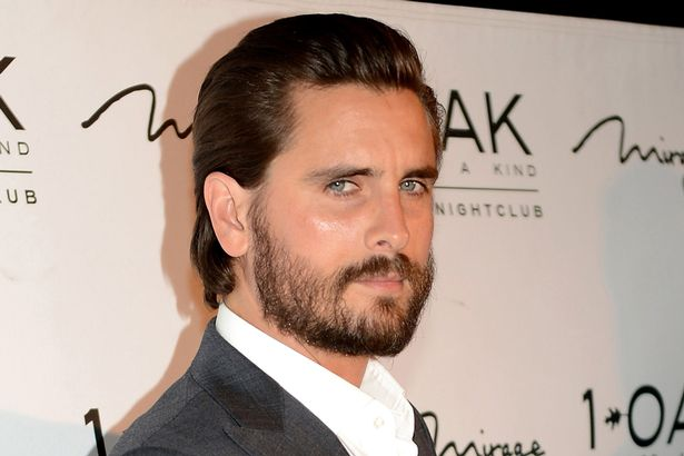 Scott Disick arrives at 1 OAK inside Mirage Hotel & Casino on July 24, 2015 in Las Vegas, Nevada