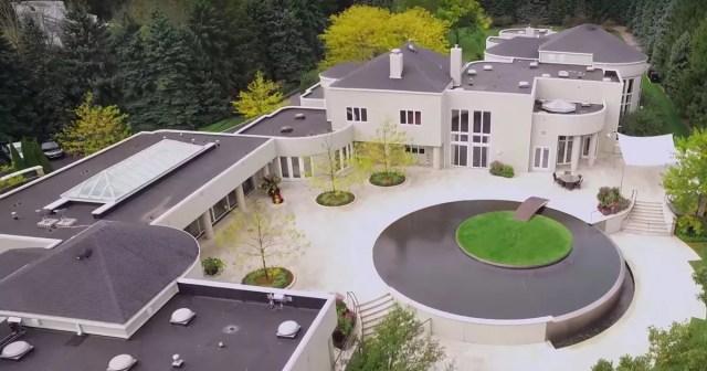 Image result for michael jordans house