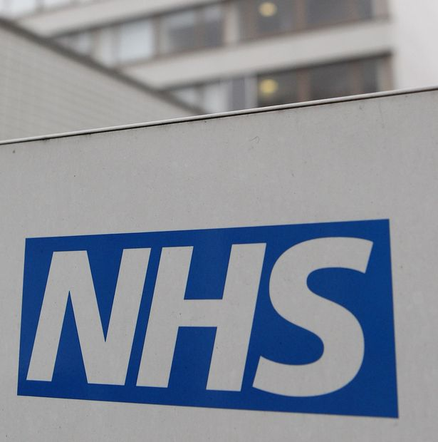 The NHS logo