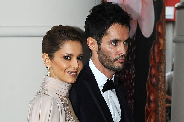 Cheryl Fernandez-Versini and husband Jean Bernard