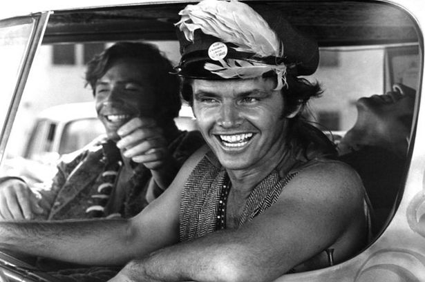 Happy Birthday Jack Nicholson A Picture Tribute To