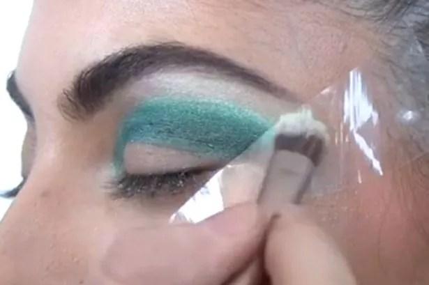 Kardashian Eyes Step 5