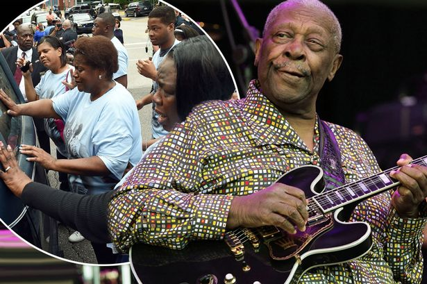 BB King's 15 kids go to war over his estate, worth up to $40million