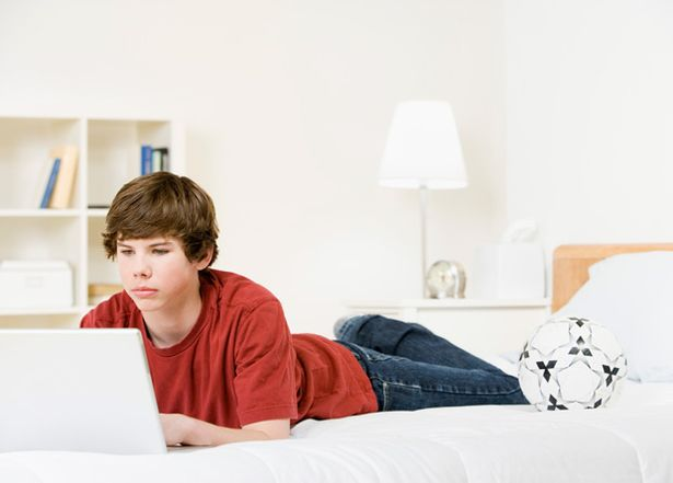 Massive spike in online searches for cyberbullying at