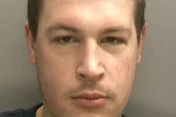 Robert Bailey, 27, of Watt Road, Erdington, Birmingham, was handed a seven-year sentence