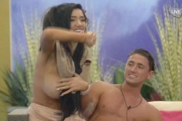 Chloe Khan stuns Celebrity Big Brother housemates by