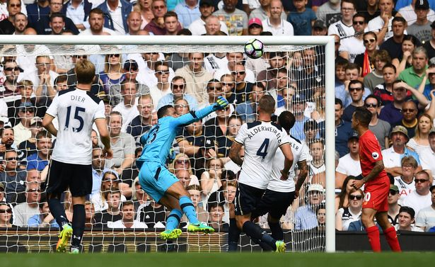 Michel Vorm was in fine form v Liverpool earlier in the campaign.