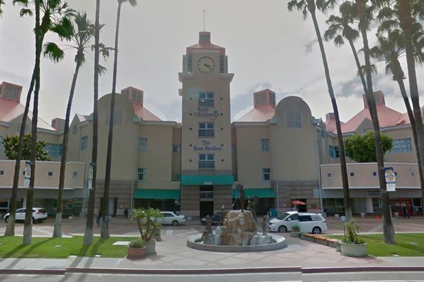 Rady Children's Hospital in San Diego