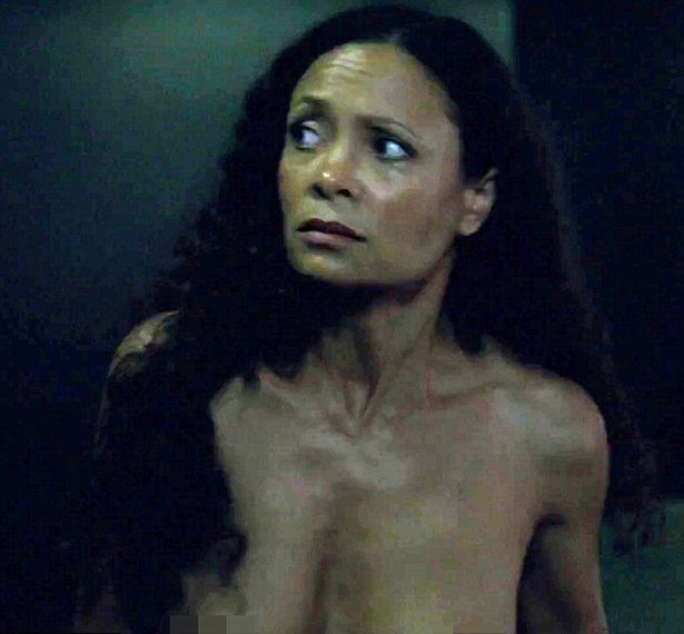 Thandie Newton strips naked for new TV series