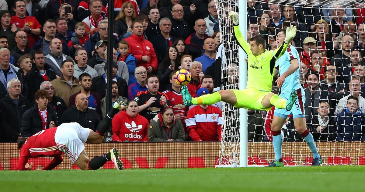 Image result for tom heaton save