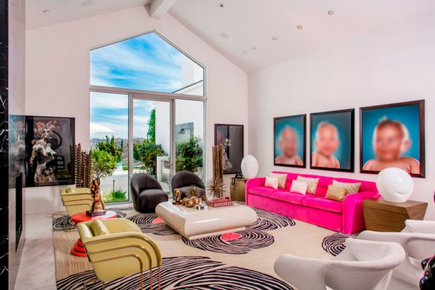 Fancy living in Gwen Stefani and Gavin Rossdales mansion Its on sale for 35 MILLION