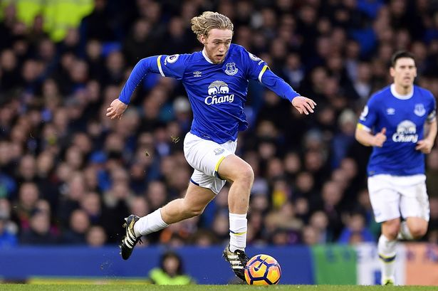Image result for tom davies everton