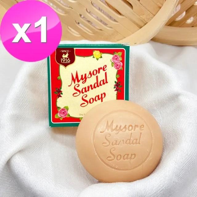 【印度MYSORE】頂級檀香皂(150克1入)