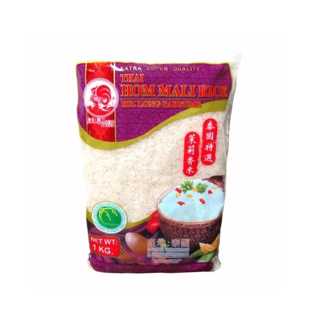 【蘋果市集】泰國特選茉莉香米(5kg/包)