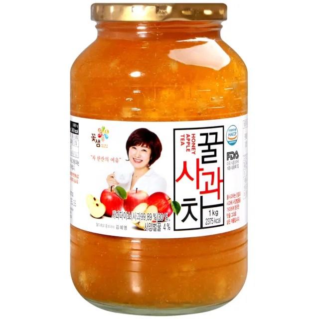 【KKOH SAHE】蜂蜜蘋果茶(1kg)