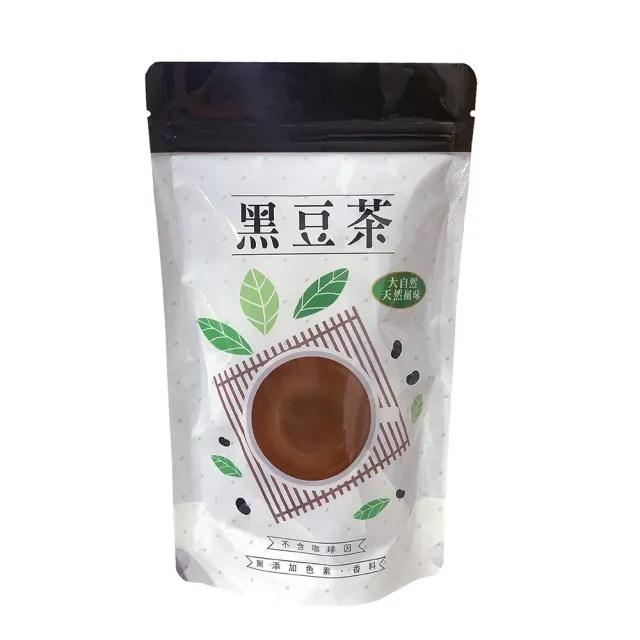 【弘宇食品-黑豆茶】低溫烘焙 青仁黑豆茶 茶包(13g/包X18包/袋)