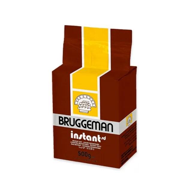 【德麥食品】伯爵牌Bruggeman 速發乾酵母-棕500g/包(高糖酵母)