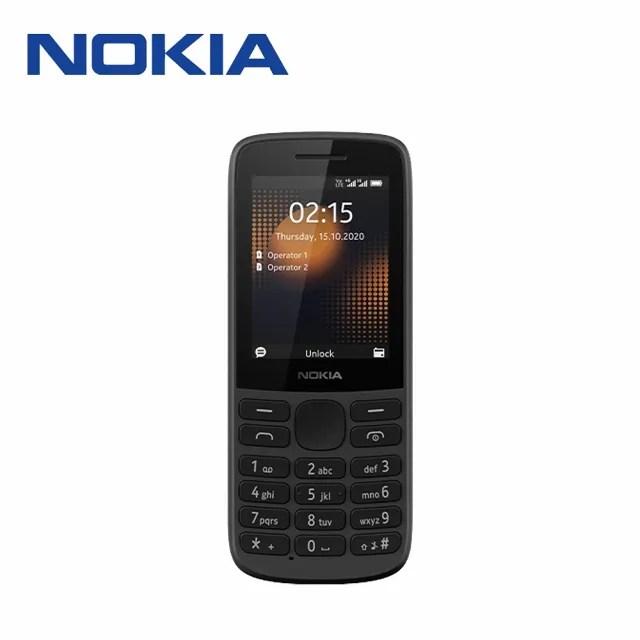 【NOKIA】215 4G功能型手機(128MB/64MB)