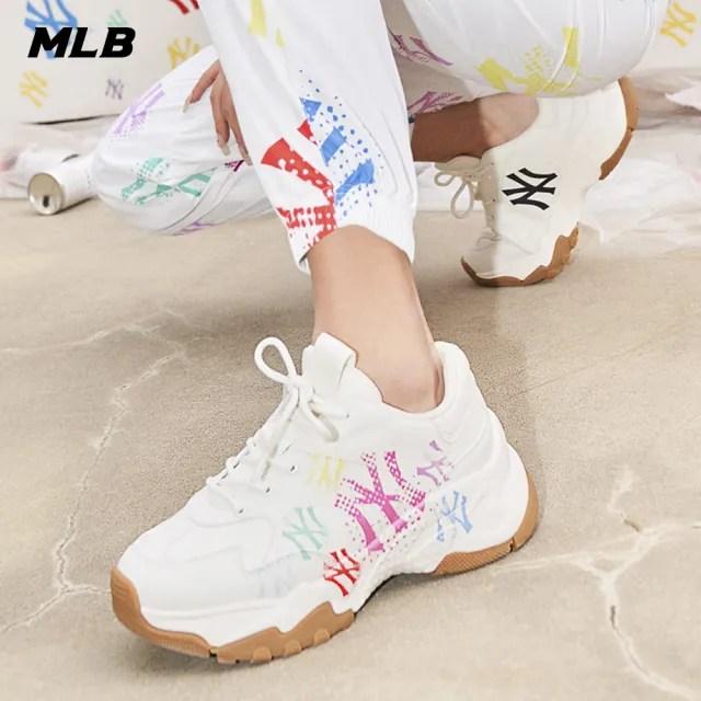 【MLB】塗鴉老爹鞋 Big Ball Chunky 紐約洋基隊(32SHCG111-50I)