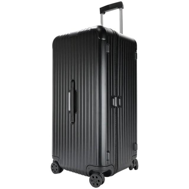 【Rimowa】ESSENTIAL Trunk Plus 28吋大型運動旅行箱(霧黑)