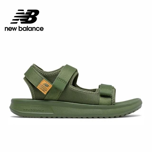 【NEW BALANCE】NB 童鞋涼鞋_男鞋/女鞋_軍綠色_YH750KH-W楦