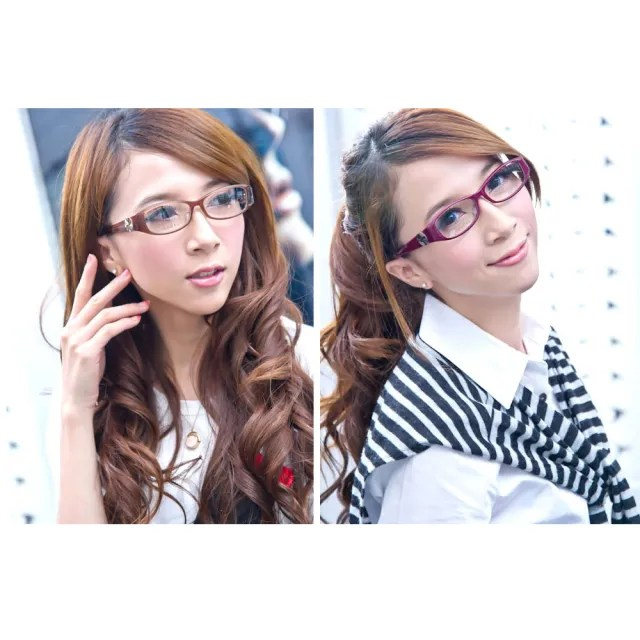【GUCCI】-時尚光學眼鏡(共3色)