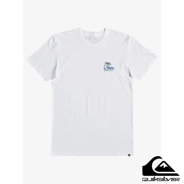 【Quiksilver】男款 男裝 T恤 ANOTHER ESCAPE MT0(白色)