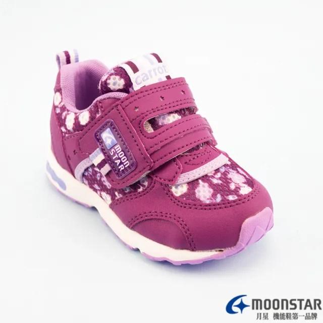【MOONSTAR 月星】月星3E機能童鞋(CRC214659  15~21公分)