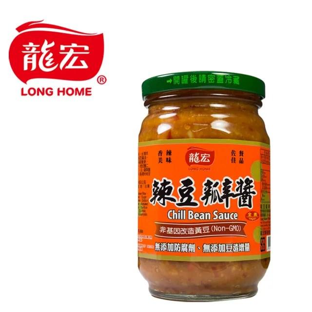 【龍宏】辣豆瓣醬460g