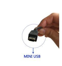 car camera hard wire kit mini usb dash cam 10 foot hardwire and fuse kit  [ 990 x 990 Pixel ]