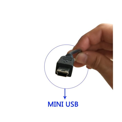 small resolution of  car camera hard wire kit mini usb dash cam 10 foot hardwire and fuse kit