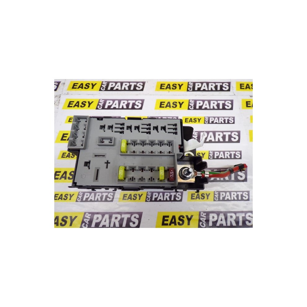 hight resolution of used 2013 vauxhall meriva 1 7 cdti fuse box relay module pa6 gb20 gf10 on onbuy