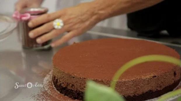 Sabine Huecks SchokoladenMousseTorte