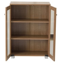 Buy Yori Two Door Multipurpose Storage Cabinet in Oak ...