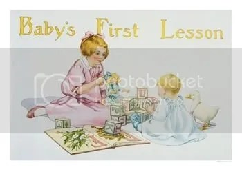 baby's first lesson