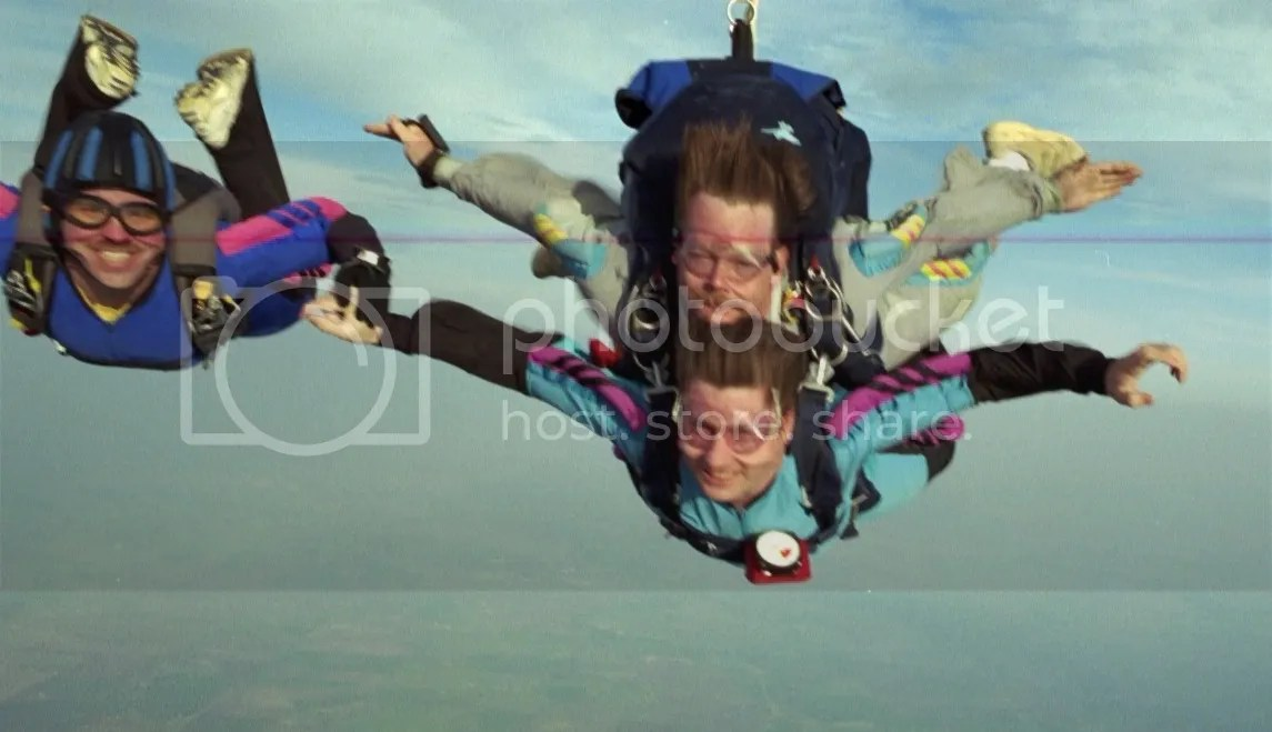skydivingsuit