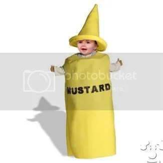 mustard baby