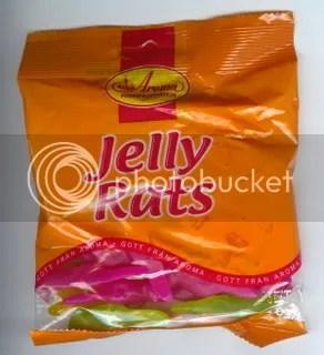 jelly rats
