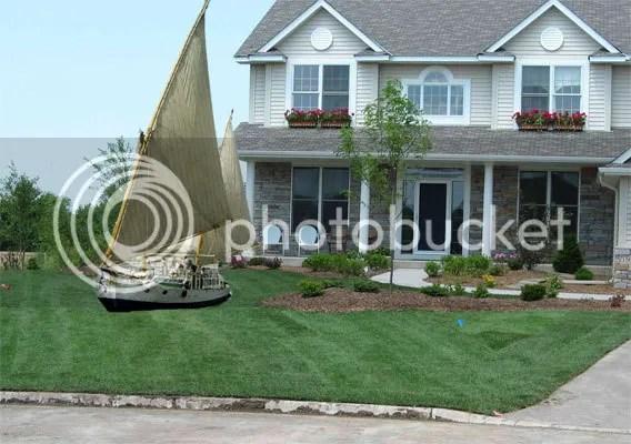 yard sailing