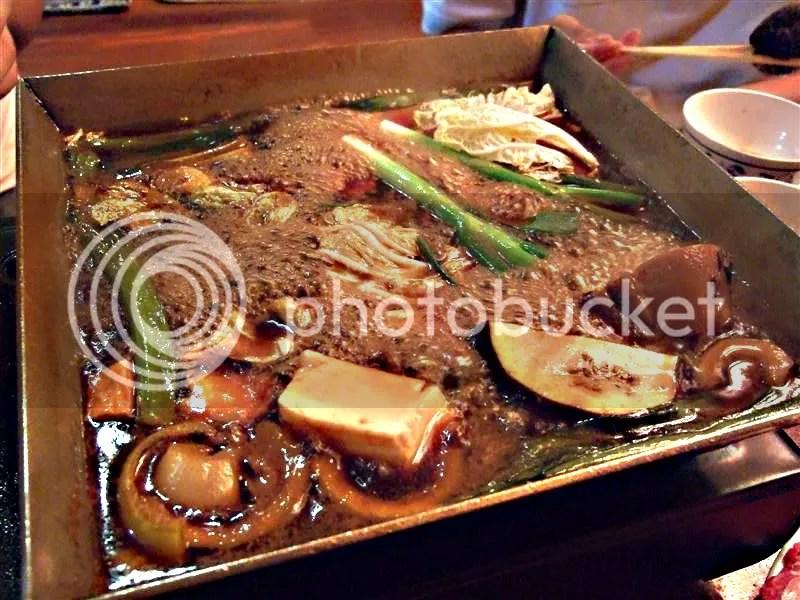 Sukiyaki - $39