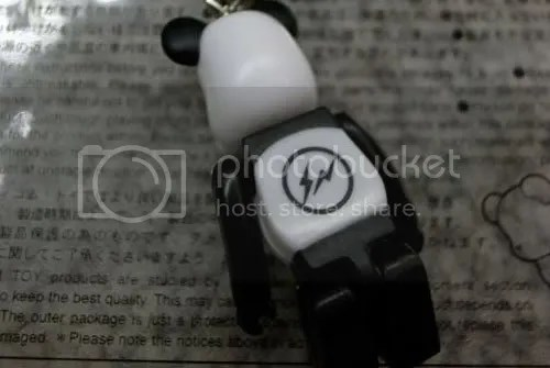 Fragment X BearBrick
